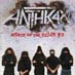 anthrax attack of the killer bees